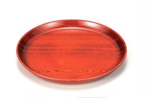 KE21-006 栓8.0丸盆 赤摺