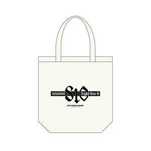 SUSUKINO810 Donation Tote bag Natural
