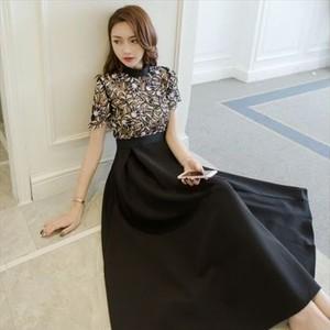 【即納・国内在庫】Long Dress tdl265