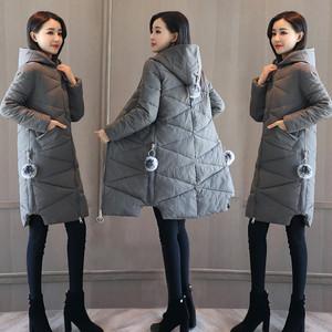 ダウン風コート レディース 中綿コート フード付き 厚手 ダウンジャケット 防寒 ファスナー