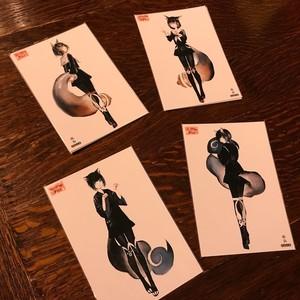 林檎風見 ポストカード