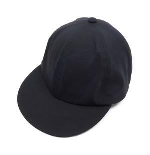 """velo spica international"" Flip Up B Caps merino wool col.black"