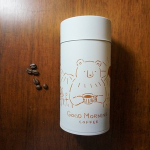 FOOD缶「GOOD MORNING COFFEE」