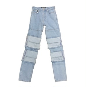 Y/PROJECT TRIPLE CUFFS JEAN