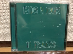 "外タレまみれCD KIDS N CATS ""11TRACKS"""