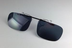 前掛け式サングラス/交換用レンズ:スクエアM
