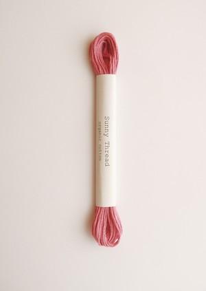Sunny thread #12 オーガニックコットン 刺繍糸