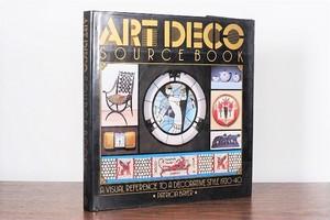 ART DECO SOURCE BOOK /display book