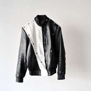 Vintage 80s German Biker Jacket