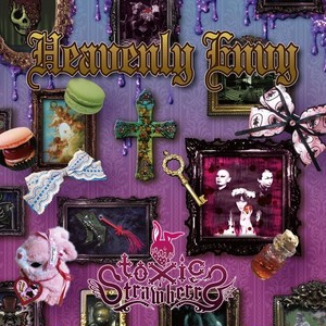 【CDアルバム】toxic strawberry「Heavenly Envy」【送料無料】