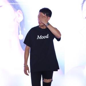 Mood TEE(BLACK)