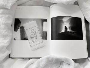【受注生産】線画design  iPhone case   clear-
