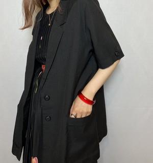 s/s tailored jacket