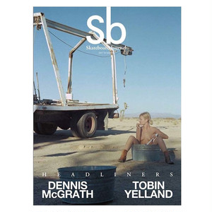 Sb Skateboard Journal - Issue #29 2017 SUMMER