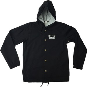 Quarter snacks COLD SUMMER JACKET BLACK