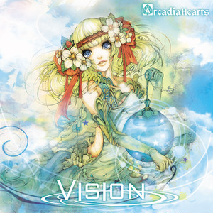 Vision (4thSingle) [CD]