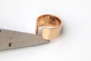 Cymbal ear-cuff