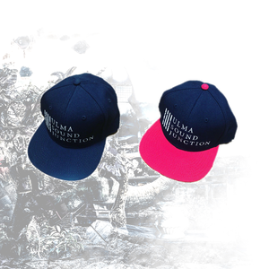 "Cap - Cage ""Black"" / ""Red"" -"