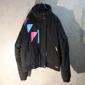 90s Design Down Jacket