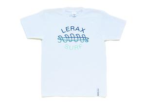 LERAX SURF T  -White×BlueGreen-  Size:S