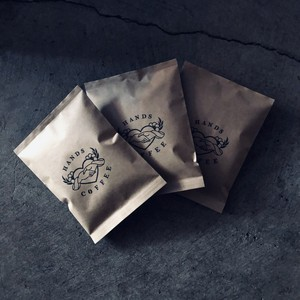 HANDS COFFEEお試しver.珈琲豆(130g)