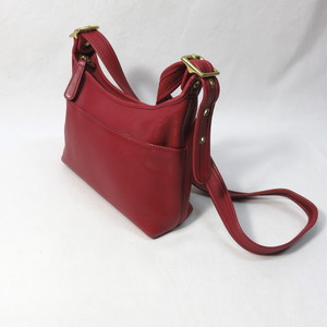 OLD COACH SHOULDER BAG made in COSTA RICA