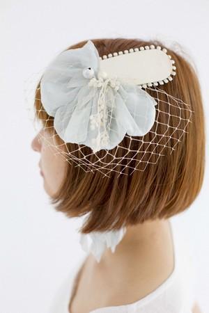 風のヘッドドレス