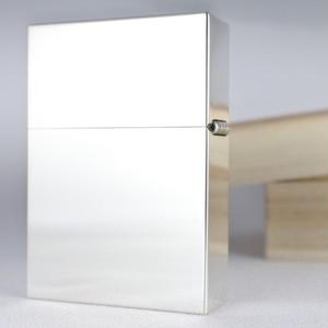 Square.6 SILVER / OilLighter Case