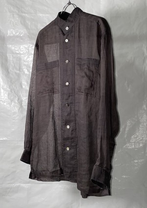 1980s ISSEY MITAKE SEE THROUGH SHIRT