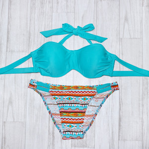 SALE‼︎4000円→2000円 Bandeau Bikini [Cup type] (バンドゥ カップ水着)