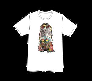 出雲型狛犬Tシャツ
