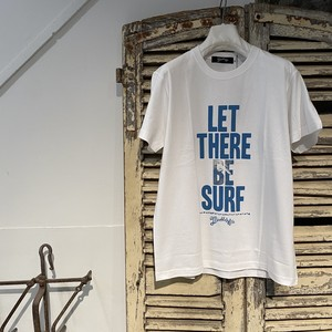 Marbles【マーブルズ】LET THERE BE SURF TEE / WHITE × BLUE / MCS-S20SP12