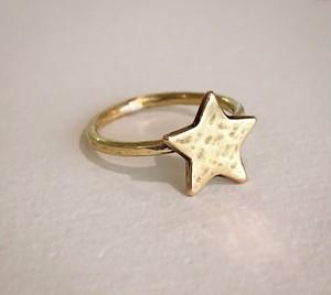 リル・スター(小さな星) リング