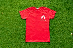 大使Tシャツ(赤)
