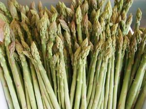 十勝音更町産 朝採りグリーンアスパラ(ハウス栽培無農薬)1kg