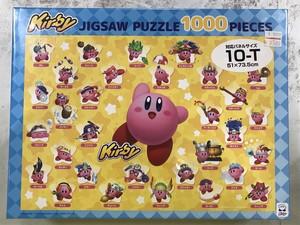 【コピー能力 大集合!!】 星のカービィ ジグソーパズル 1000T-157 / エンスカイ