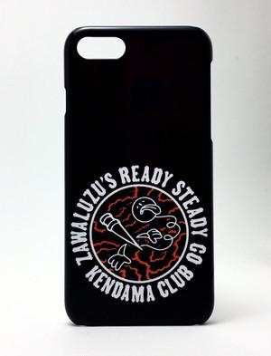 ZAWALUZU'S READY STEADY GO KENDAMA CLUB スマフォケース(Iphone7&8)