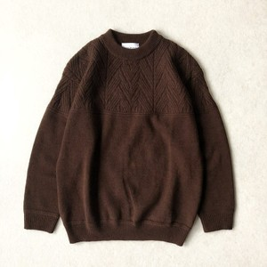 STILL BY HAND (men's) kn0593br