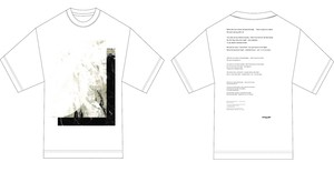 "【Opus Inn × STUDIOUS】""Mono Tone Lyric Print T-Shirt"" 予約販売"