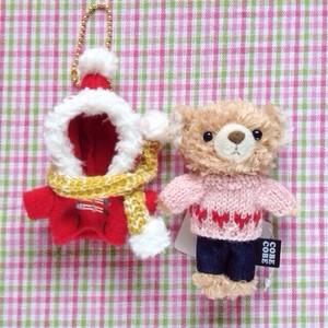 COBE COBE セーターセット:ピンクにちっちゃい赤ハート