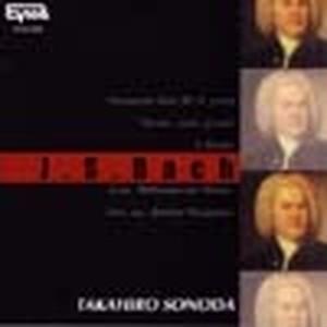 HTCA - 1028 Bach Album 2(Piano/Bach /CD)