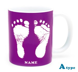 ai mug   A-type (PURPLE) QRコード付き