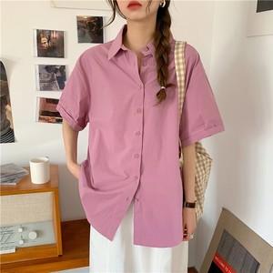 オーバーサイズ半袖シャツ RD5766