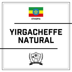 エチオピア イルガチェフェ ナチュラル スペシャルティコーヒー 100g