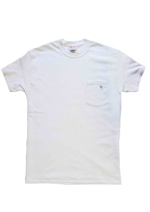Dairy pocket T-shirts White