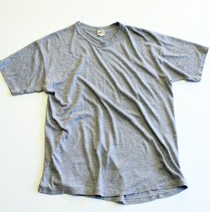 1970's〜1980's Vintage Russel blank T-shirt