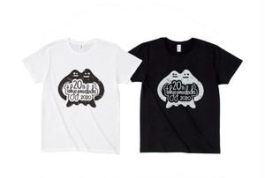 【CD-R付】20周年ロゴTシャツ