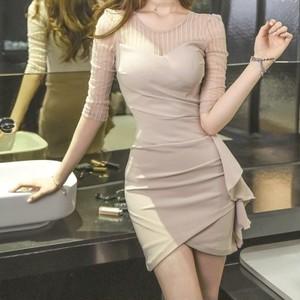 【即納・国内在庫】Short Dress Sctd063