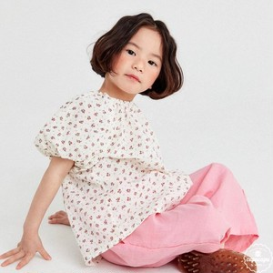 «予約» flower blouse 2colors フラワーブラウス