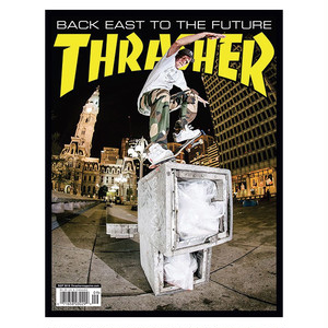 THRASHER - SEPTEMBER 2018. Issue 458